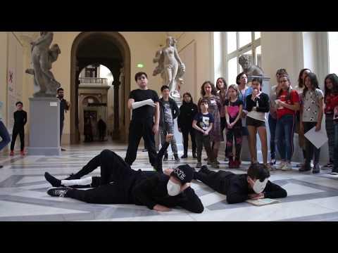 """""""Skulptur & ich & wir """" - Abschlussdokumentation"""