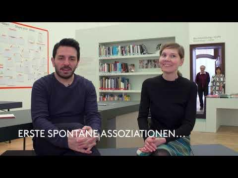 Fragen an Sarah Albrecht und Derviş Hızarcı vor ihrer Residency