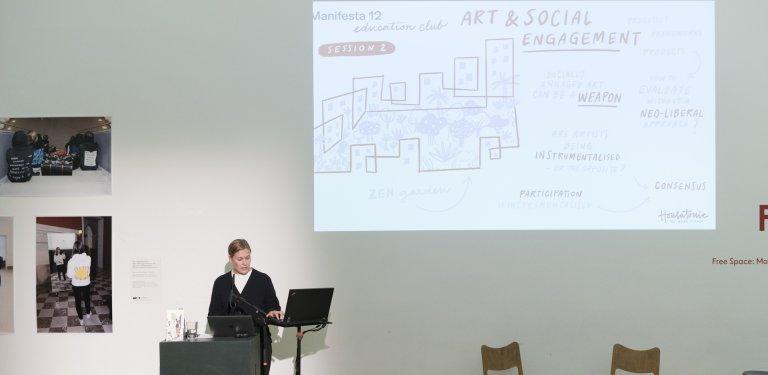 Nochmal nachhören: Die Vorträge des Diskursprogramms – © SMB/ Ute Klein, 2019