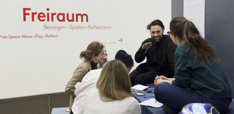 Wozu Kooperationen? Das lernende Museum – © SMB/ Ute Klein, 2019