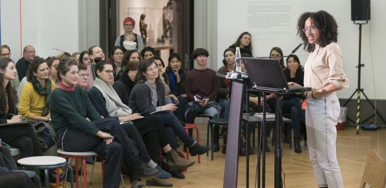 Diversität als diskriminierungskritische Praxis – © SMB / Ute Klein, 2020