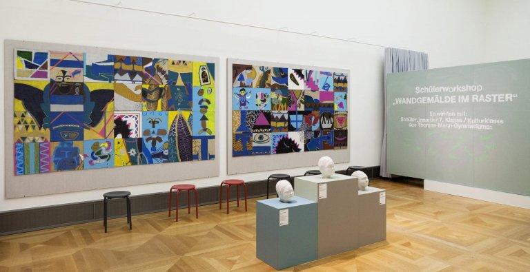 """""""anders sein"""" – Ausstellung bis zum 19.08. verlängert – © SMB / Juliane Eirich, 2018"""