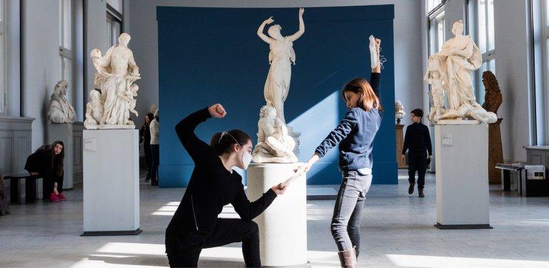 Set #3: Dissens – Das Museum verlernen – © SMB / Valerie Schmidt, 2018