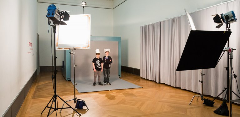 Blogartikel zum Volontärsprogramm! – © SMB / Valerie Schmidt,, 2018