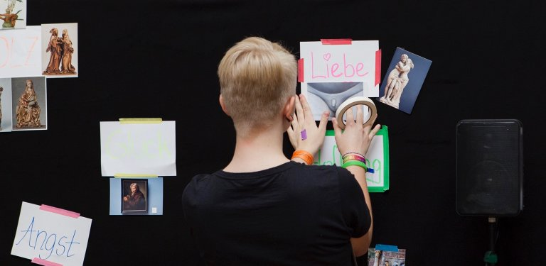 Let's Talk about Sex! – Neues buchbares Angebot für Schulen – © SMB / Lina Ruske, 2017