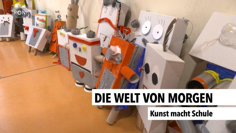 #volo: Wie sehen Arbeitswelten von morgen aus? – © RON TV